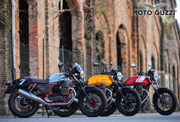 Glemseck 101 - 2015 - 10th Round - Moto Guzzi - Image 2