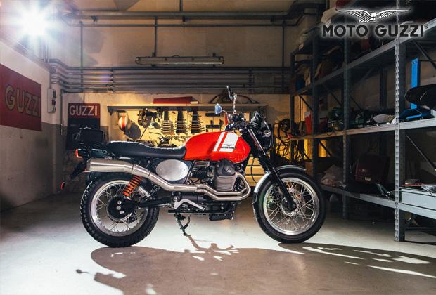 Glemseck 101 - 2015 - 10th Round - Moto Guzzi - Image 3