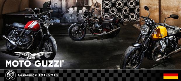 Glemseck 101 - 2015 - 10th Round - Moto Guzzi - Teaser