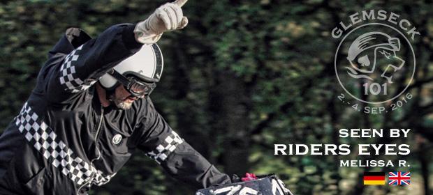 Glemseck 101 - 2016 - Teaser - Photographer - Fotograf - Riders Eyes
