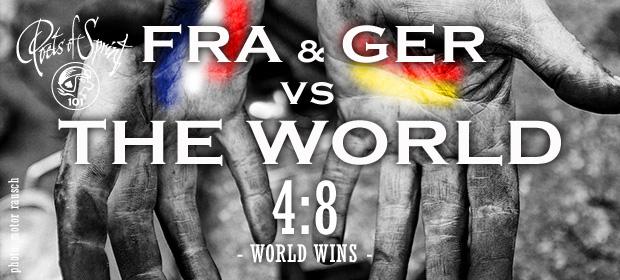 Glemseck 101 - 2016 - Teaser - Winner - FRA & GER vs THE WORLD