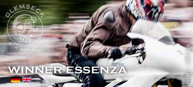 Glemseck 101 - 2016 - Teaser - Winner - ESSENZA