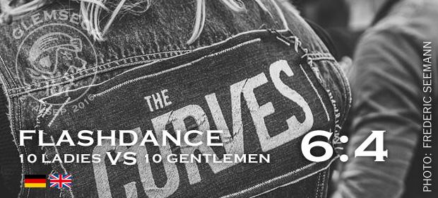 Glemseck 101 - 2016 - Teaser - Winner - Flashdance - The Curves