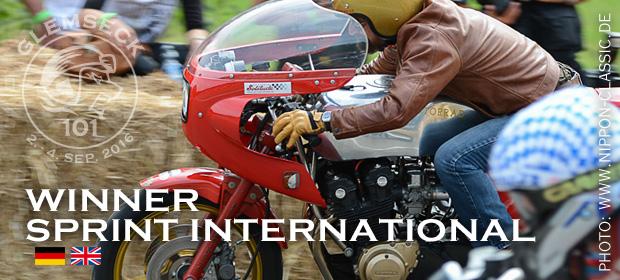 Glemseck 101 - 2016 - Teaser - Winner - Sprint International