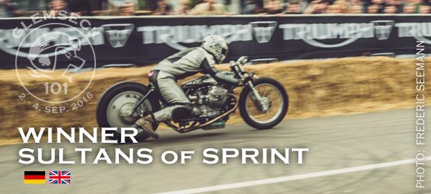 Glemseck 101 - 2016 - Teaser - Winner - Sultans of Sprint