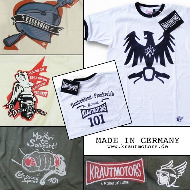 Glemseck 101 - 2016 - Krautmotors - T-Shirts