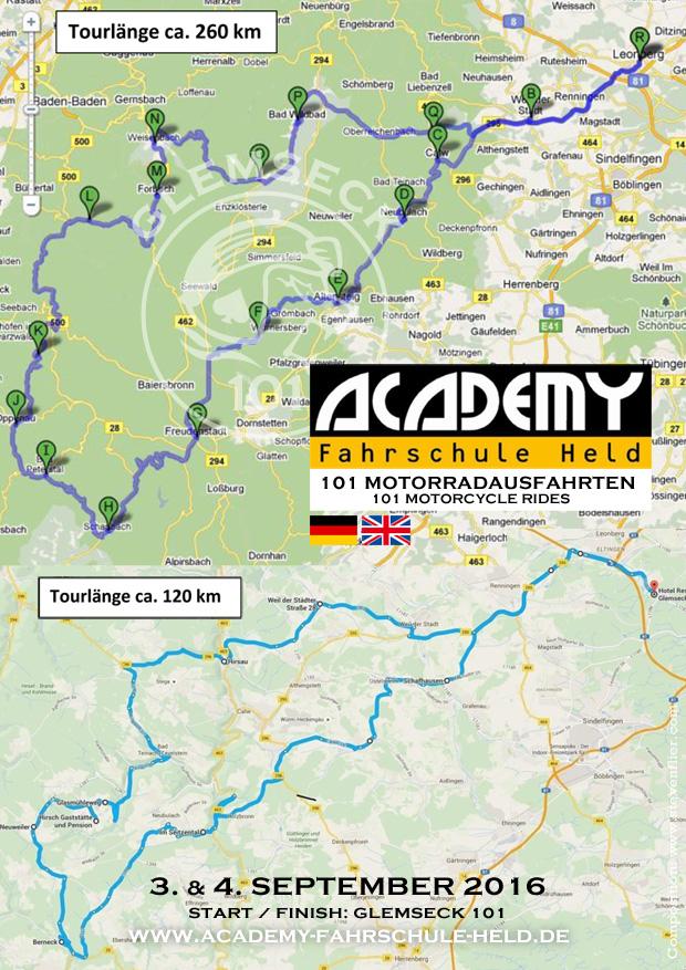 Glemseck 101 - 2016 - Web-Poster - Touren Academy Fahrschule Held