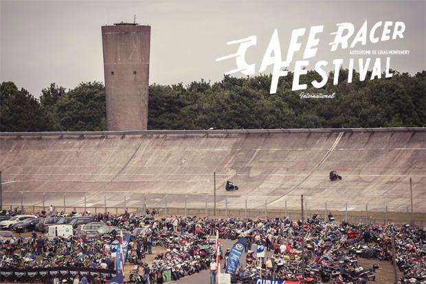Cafe Racer Festival - Monthlery - 2017