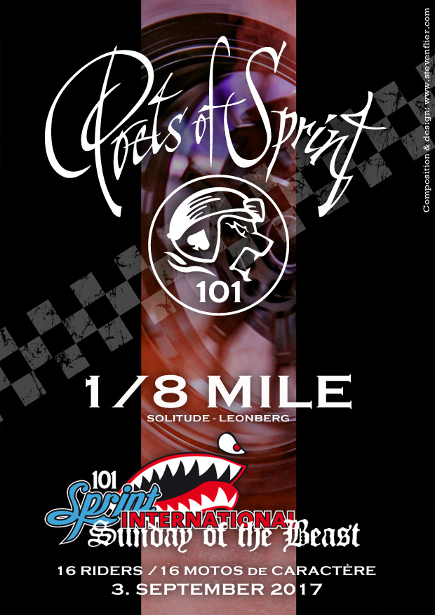 Glemseck 101 - 2017 - Poster - Sprint International 2