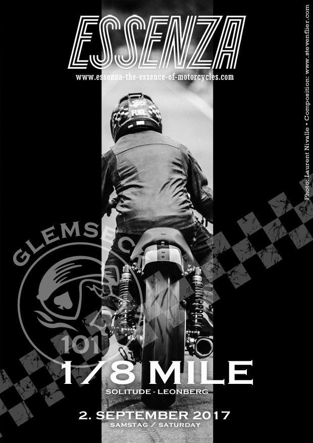 Glemseck 101 - 2017 - ESSENZA - Poster