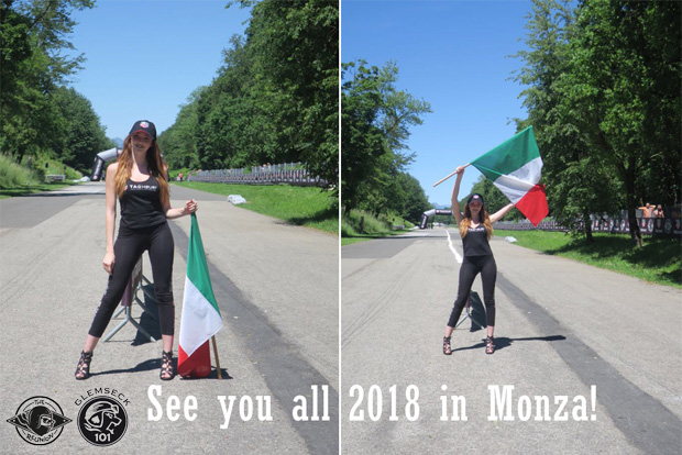 Glemseck 101 - 2018 - Monza - The Reunion