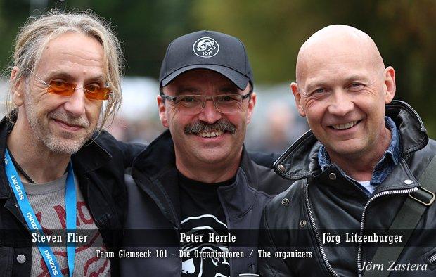 Glemseck 101 - Team 101 - Steven, Peter, Jörg - XS