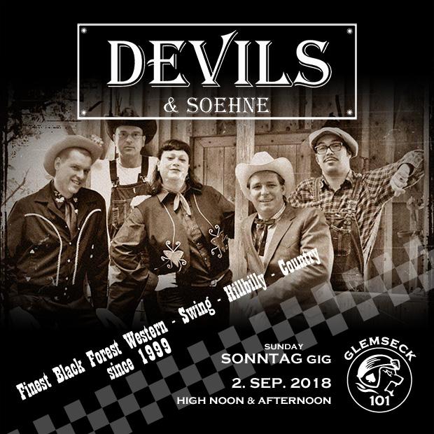 Glemseck 101 - 2018 - Devils & Söhne