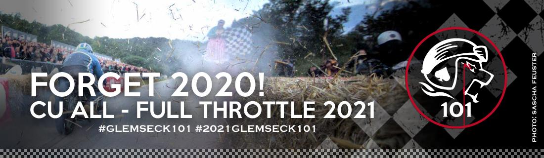 Forget 2020! Cu all - Full Throttle 2021!
